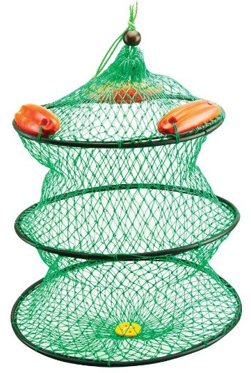 anglers mate live bait cage 1