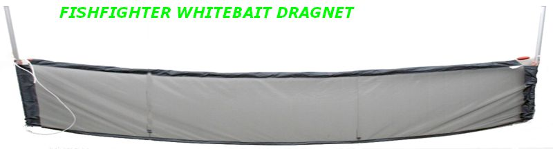 fishfighter whitebait drag net