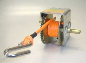 TENOB MARINE HI TECH WINCH ROPE