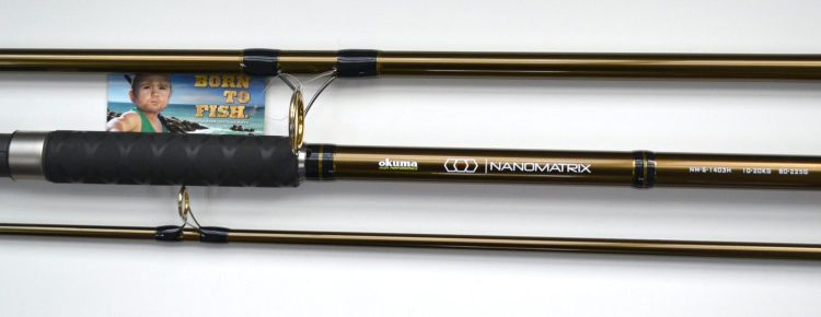 okuma nano matrix surf rod 1